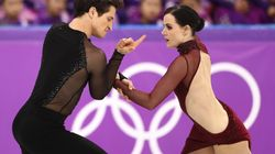 Virtue, Moir Win Gold In Ice