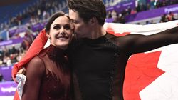 Tessa Virtue And Scott Moir Talk Like The Sweetest Married