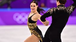 5 Times Tessa Virtue, Scott Moir Had The Best Figure Skating