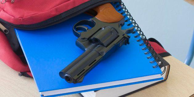 Springfield, Ohio Boy Brings Gun To School, Tells Cops He's Scared Of Being