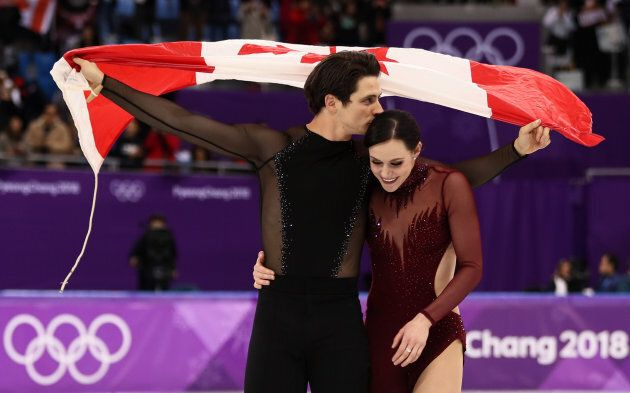 Tessa Virtue and Scott Moir have a 20-year working