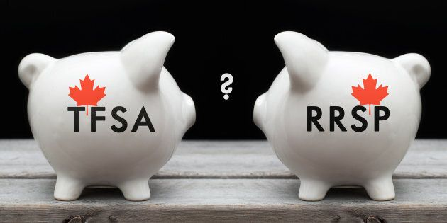 TFSAs Vs. RRSPs 2018: How To Know Which Is Right For