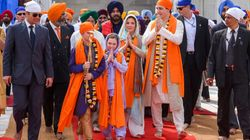 PM Called Out For Indian 'Costumes' And Alleged Snub During