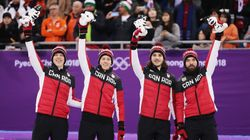 Canada Wins Bronze In 5,000-Metre Short-Track