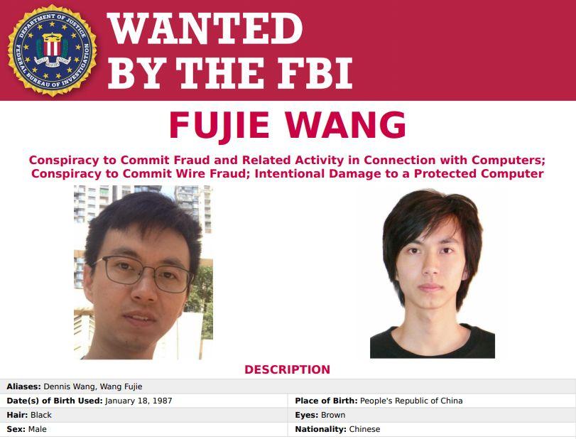 미 정부가 8000만명의 의료정보를 빼돌린 중국인 해커를