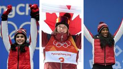 Canadian Women Are Racking Up The Olympic Medals In