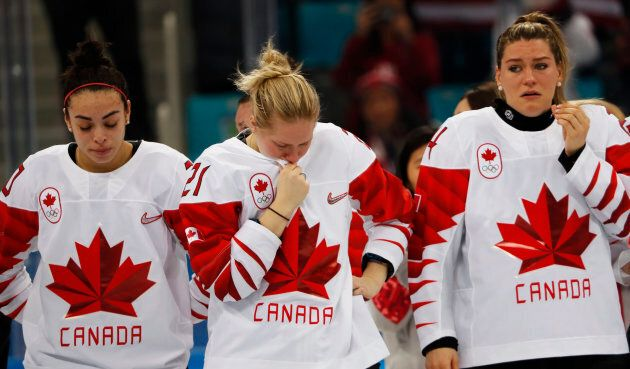 Jocelyne Larocque, Canadian Hockey Player, Called Out For Refusing To Wear Her Silver