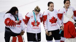 Canadian Hockey Player Called Out For Refusing To Wear Her Silver