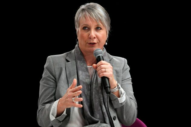 Minister for Status of Women Patricia Hajdu.