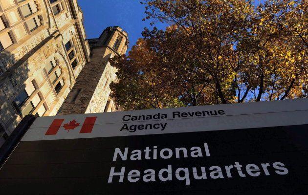 Canada Revenue Agency headquarters in Ottawa.