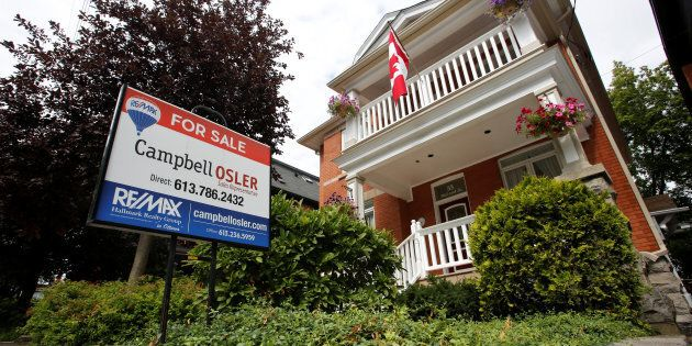 Canadian Housing Affordability Is Now Improving, After Years Of