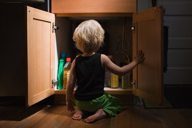 Child Door Locks Are A Baby-Proofing Item You Don't Want To
