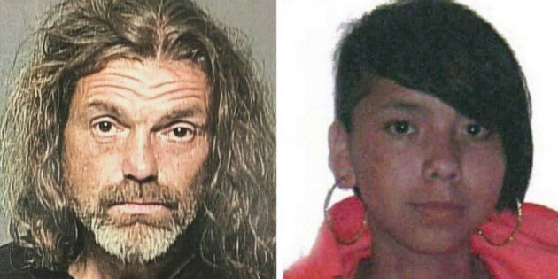 Raymond Cormier, left, was accused of killing 15-year-old Tina Fontaine, right. A jury found Cormier...