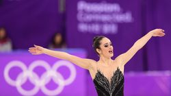 Kaetlyn Osmond Takes Figure Skating