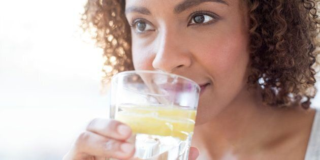 Fruity Teas And Flavoured Waters Are Ruining Your Teeth: