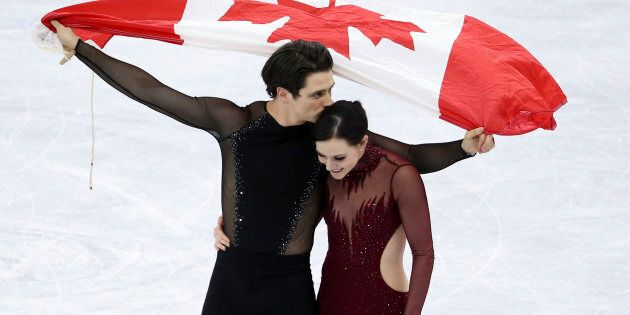 Tessa Virtue and Scott Moir stole Canada's hearts at the PyeongChang