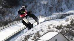 Toutant Soars To Gold In Snowboard Big Air