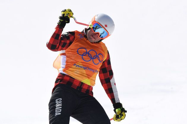 Canadian skier Dave Duncan was arrested in Korea, according to the