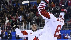 Redemption As Canada Wins Men's Hockey