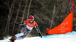 Skiing, Snowboarding? Ester Ledecka Is A Gold Medallist At
