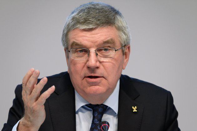 IOC President Thomas Bach is seen by some as being soft on