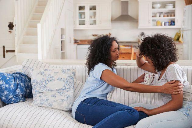 Postpartum Depression Hurts Relationships With Children, Grandchildren: