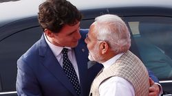 Trudeau's Embrace Of Modi Was The Worst Part Of His Trip To