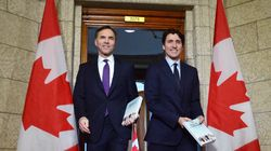 Liberals' Big-Spending Budget Details $18.1B