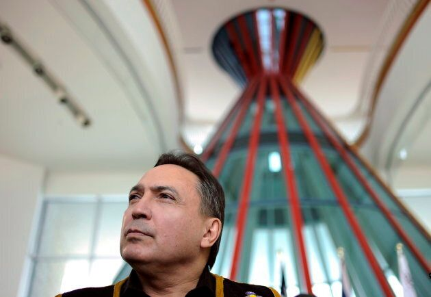 Assembly of First Nations National Chief Perry Bellegarde discusses the not guilty verdict in the trial...