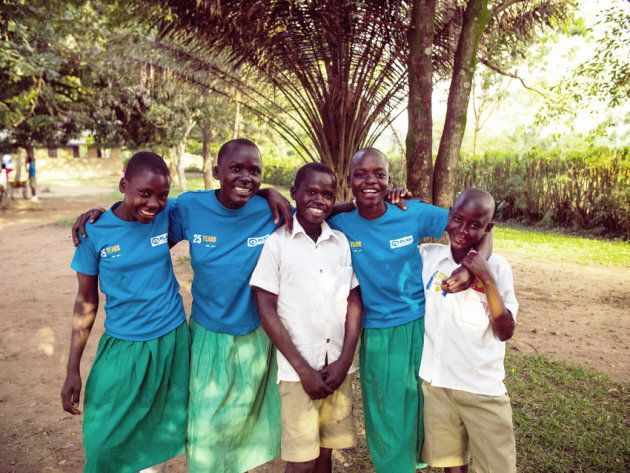 In Uganda, girls and boys are challenging attitudes by making sanitary pads for girls and raising awareness to address the stigma surrounding menstruation.