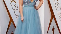 Kelly Marie Tran Has A Cinderella Moment On The Oscars Red