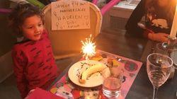Hadrien Trudeau Got A Birthday Banana. People Had