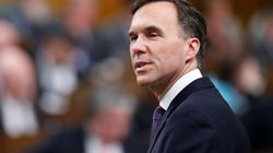 Critics Call Out Bill Morneau Over Comments About Pharmacare