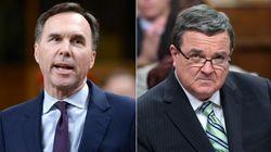 Morneau Unaware Renaming Tax Credit Erased Part Of Flaherty's