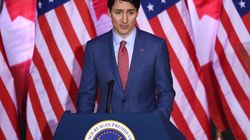 Trudeau Calls U.S. Plans For Huge Steel, Aluminum Tariffs