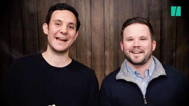 Mohamed Omar (left) and Ryan Maloney will bring smart, insightful, political commentary to HuffPost Canada starting March 6th, in 'Backbenchers.'