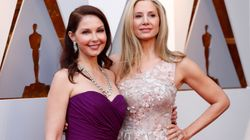 Actresses At The Oscars Remind Us That Time's Up Isn't Going