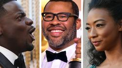 Jordan Peele And The 'Get Out' Stars Had A Breakout Oscars