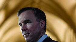 Bill Morneau Doesn't Want To Talk About Last Year's