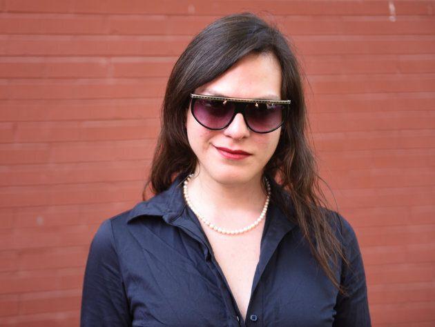 Daniela Vega attends the Telluride Film Festival 2017 on Sept. 1, 2017 in Telluride,