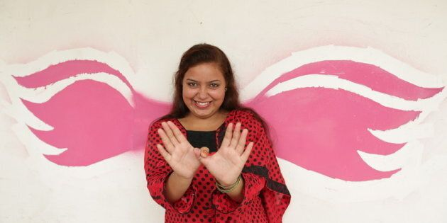 Girl advocates from Pakistan strive to help girls to stay in school and dream big.