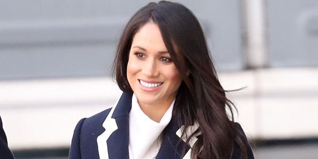 Meghan Markle visits Birmingham on March 8,