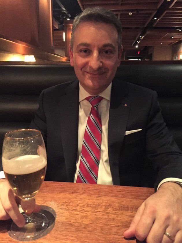 Former Conservative MP Paul Calandra, shown here in Toronto on Jan. 23, 2018, is the Ontario PC candidate...