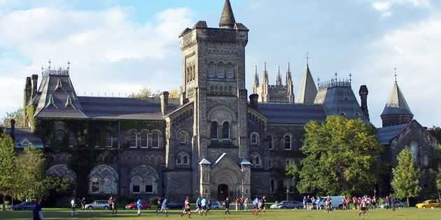 University College at the University of Toronto. U of T has the world's second-best nursing program, according to a new academic ranking.
