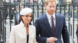 Meghan Markle Attends Commonwealth Day Service With The