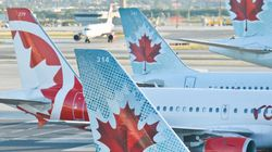 Air Canada Services Restored After