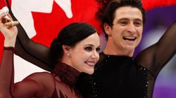 Tessa Virtue And Scott Moir Are Going On 'The Ellen DeGeneres