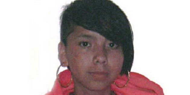 Tina Fontaine is seen in this undated handout