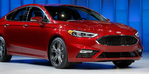 Ford Recalls Nearly 1 4M Cars Because Steering Wheels Can