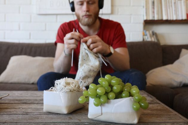 Knitting Could Be Your Solution To Anxiety And Better